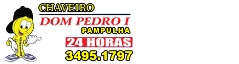 Chaveiro BH | Chaveiro 24 Horas |  Chaveiro Dom Pedro I